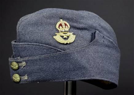 Calot de la RAF belge. Belgian RAF cap