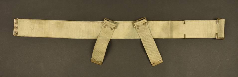 Ceinturon anglais WWI. British WWI Belt