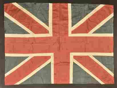 Drapeau britannique. British flag