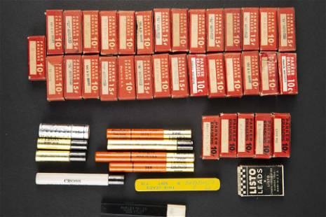 Accessoires de bureau US. US office accessories.