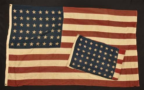 Drapeaux US. US Flags
