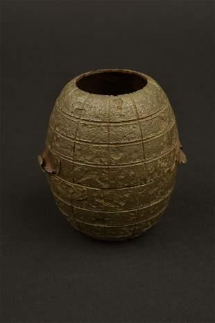 Manchon de fragmentation de grenade oeuf. Egg grenade
