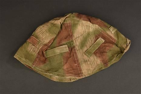 Reproduction de couvre casque camoufle. Reproduction