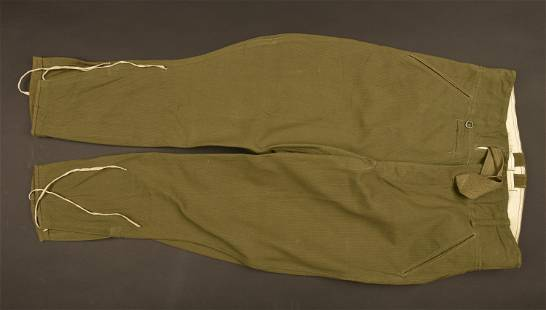 Pantalon Afrikakorps. Afrikakorps trousers