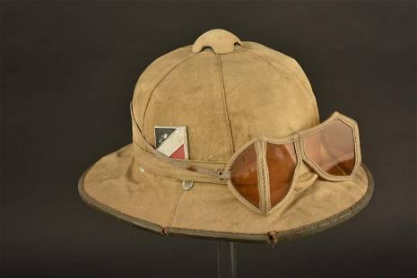 Casque tropical de la Heer. Heer German Tropical Helmet