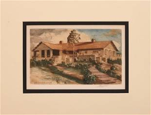 LO Griffith (1875-1956) Abe Martin Lodge