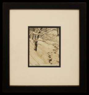 Frank Hohenberger (1876-1963) The Brook