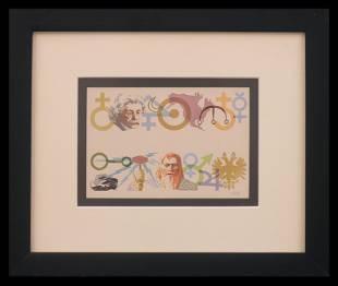 Frank Vietor (1919-2006) Symbols