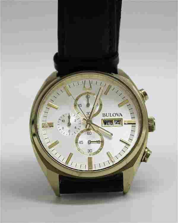 Bulova Chronograph Day/Date Men's Watch