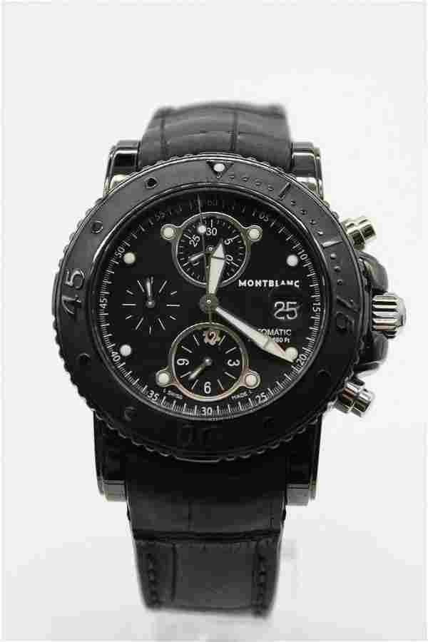 Men's Montblanc Watch ref.7182