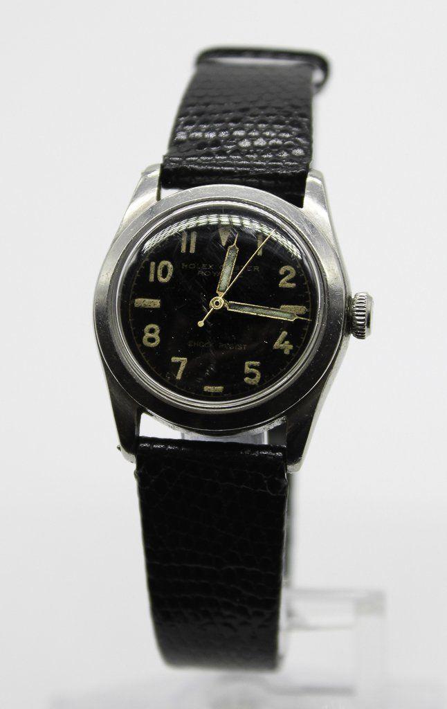 Vintage Rolex Oyster Royalite Watch. Ref. 4220
