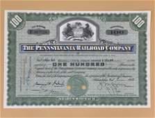 1955 Pennsylvania Railroad Company