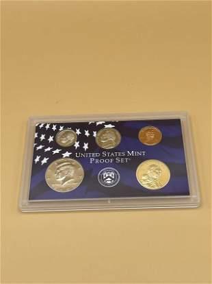 2001-P US Mint Proof Set