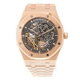 Audemars Piguet Royal Oak Ultra Thin Automatic Watch