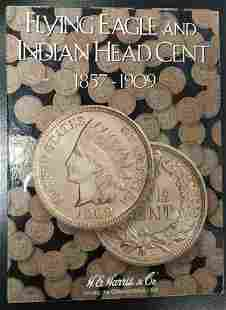 Authentic Starter Set of 29 Different Indian Cents in