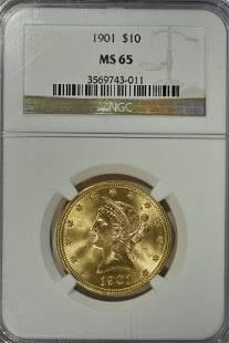 $10 Liberty