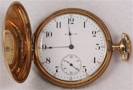 Authentic Elgin Grade 312 Pocket Watch 16 Size 15 J.