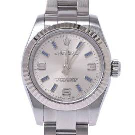Authentic ROLEX Oyster perpetual 176234 watch