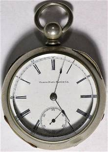 Authentic Elgin Grade 97 Parts/Repair Pocket Watch 18