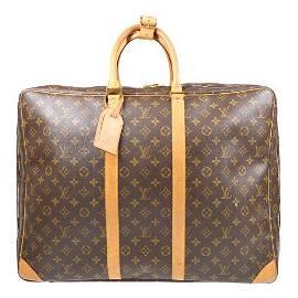 Authentic LOUIS VUITTON SIRIUS 55 TRAVEL HAND BAG