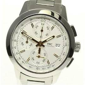 Authentic IWC Ingenieur Date Chronograph IW380801