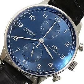 Authentic IWC Portugieser Chronograph IW371491