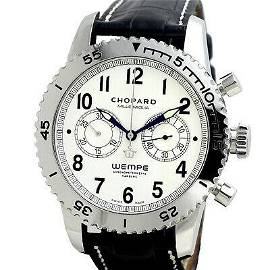 Authentic Chopard Wempe MilleMiglia Chronograph Limited