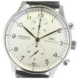 Authentic IWC Portugieser Chronograph IW371401