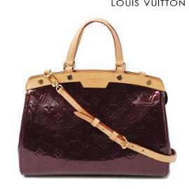 Authentic Louis Vuitton shoulder bag handbag Verni