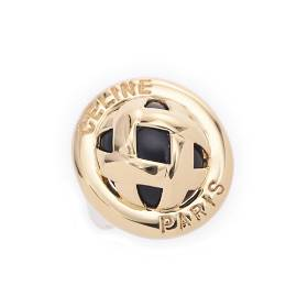 Authentic Celine Ladies K18YG Ring