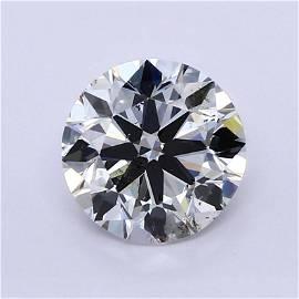 Loose Diamond - Round 2 CT  SI2 VG E