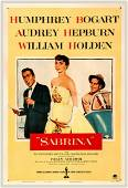 Sabrina Original Movie Poster. 1965
