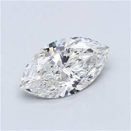 Loose Diamond - MARQUISE 2.52 CT  VS1 VG E