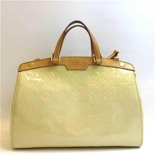 Authentic Louis Vuitton Blair MM Broncorail Off-White
