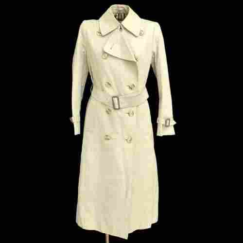 Authentic Burberry Long Sleeves Trench Coat Jacket