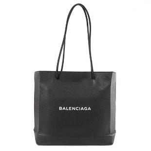 Authentic Balenciaga 491660 Tote Bag Calf Ladies