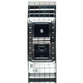 Authentic CHANEL H5144 Code Coco 1P Diamond Black Dial