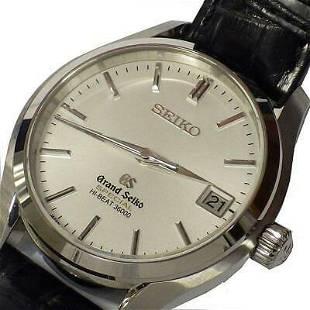 Authentic Grand Seiko Mechanical Hi-Beat 36000 SBGH019