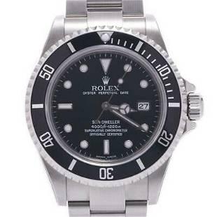 Authentic Rolex Sea Dweller Deadstock 16600 Automatic