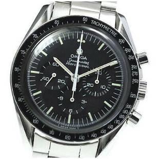 Authentic Omega Speedmaster Professional Chronograph