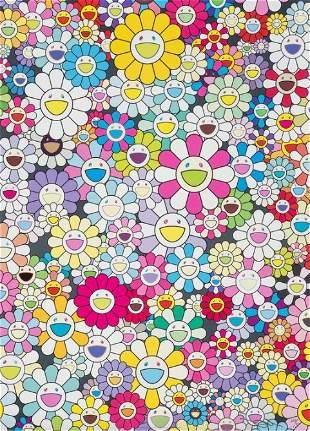 Takashi Murakami, Shangri-La Shangri-La Multicolor,