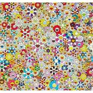 Takashi Murakami, Flowers Blooming in this World and