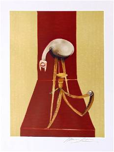 Untitled, from Second Version of the Triptych 1944 by