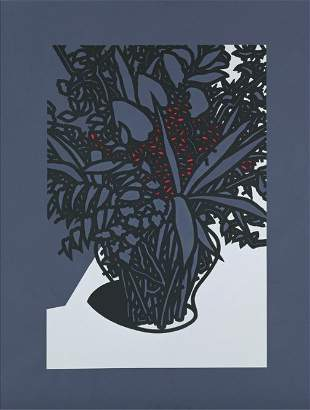 For John Constable by Patrick Caulfield