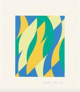 Fold by Bridget Riley