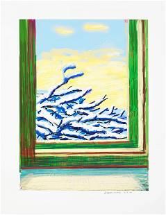 My Window. Art Edition (No. 501-750), iPad drawing