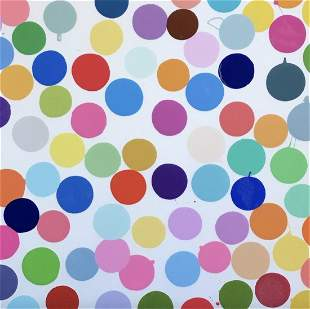 Plaza by Damien Hirst