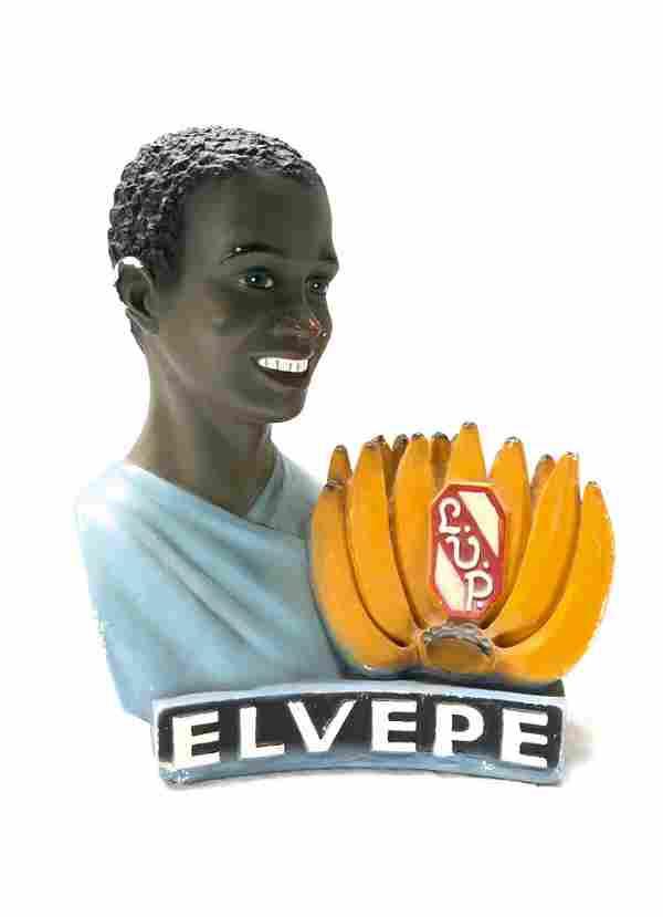 Original L.V.P./Elvepe Plaster Banana Advertising