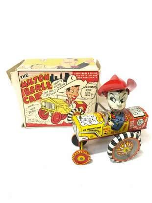 Tin Toy The Milton Berle Car