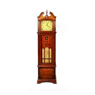 Electric Grandfather Clock Philco Model 70 with